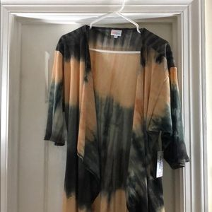 LulaRoe Shirley Small NWT